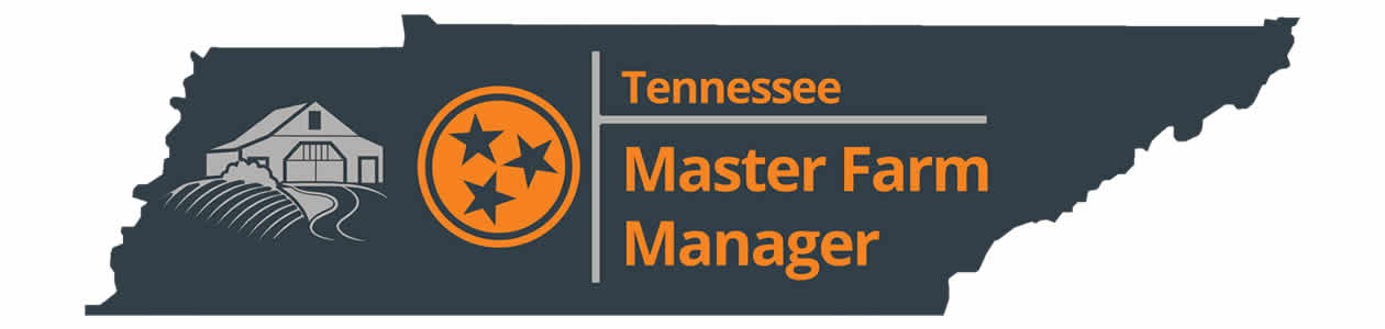 Tennessee Master Farm Manager logo