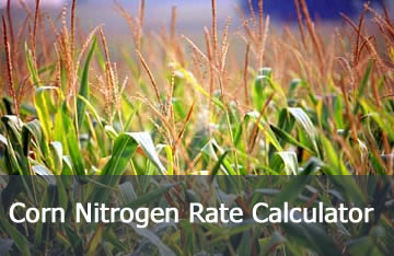 Click here to learn more about the Corn Nitrogen Rate Calculator.