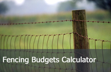 Click here to learn more about the Fencing Budgets Calculator.