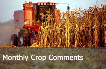 Weekly Crop Comments