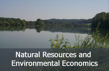 Research - Natural Resources and Environmental Economics